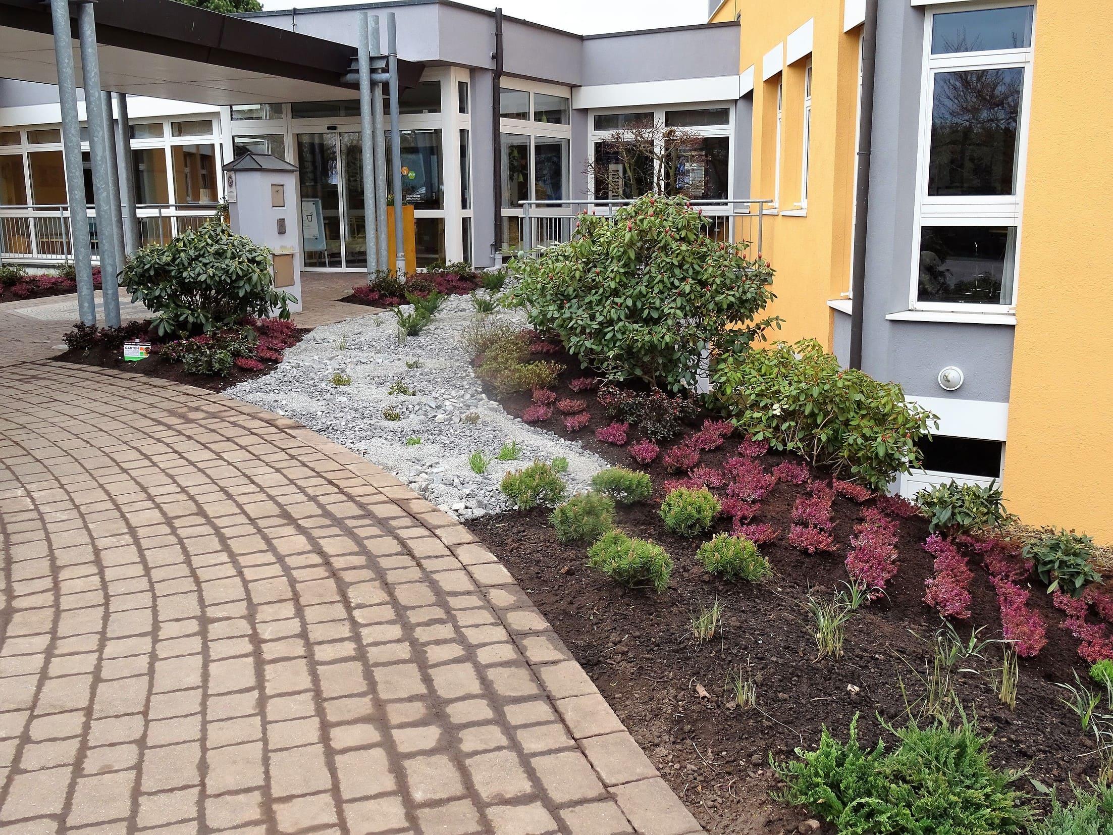 Gartenplanung und Umgestaltung3