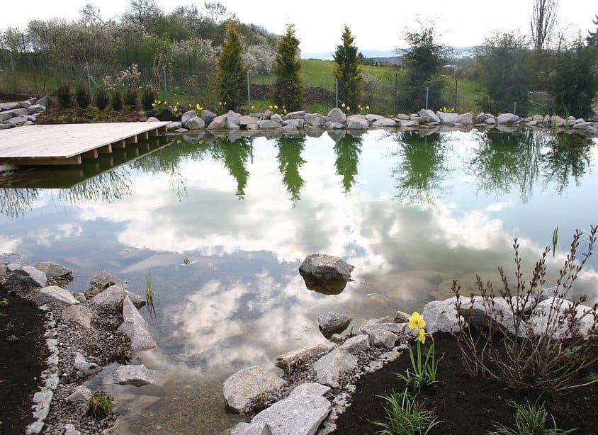 Wasser und Wasserflächen